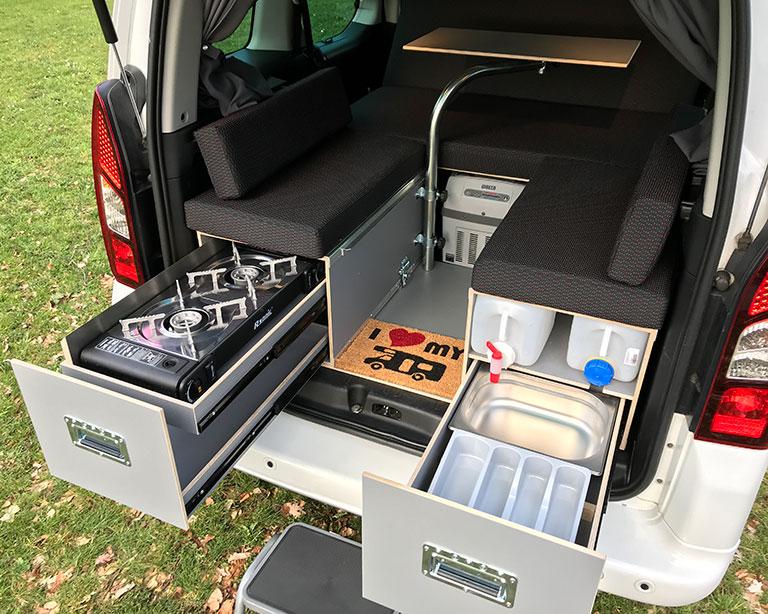 MICA Box Minicamper Box
